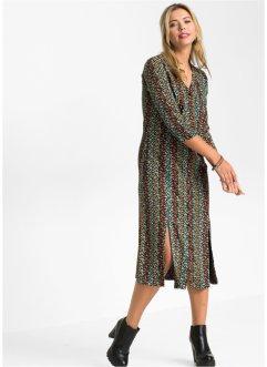 maxi jurken met lange mouwen bestellen