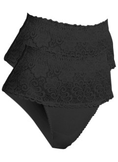 Corrigerende slip (set van 2), bpc bonprix collection - Nice Size