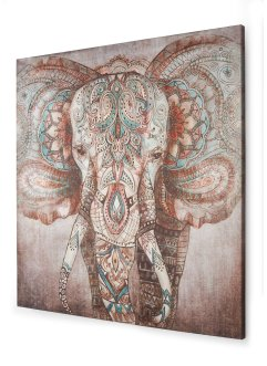 Schilderij olifant, bpc living bonprix collection
