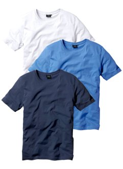 T-shirt (set van 3), bpc bonprix collection