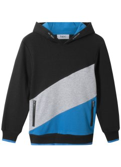Hoodie met colourblockings, bpc bonprix collection