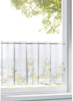 Glasgordijn «Vlinder», bpc living bonprix collection