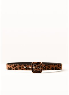 Riem met luipaardprint, bpc bonprix collection
