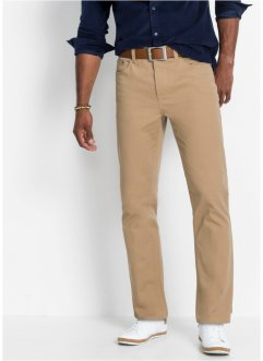 Classic fit stretch broek straight, bpc bonprix collection