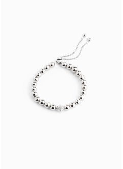 Armband met Swarovski® kristallen, bpc bonprix collection