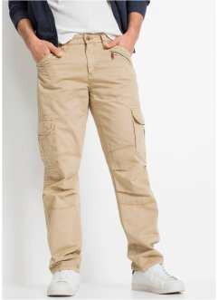 Loose fit cargo broek, straight, RAINBOW