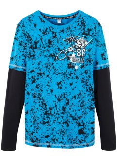 Layershirt met print, bpc bonprix collection