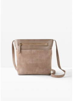 Leren handtas, bpc bonprix collection