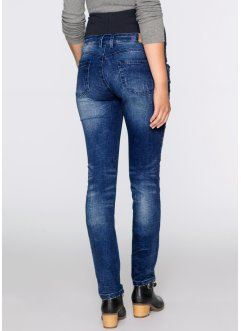 Skinny zwangerschapsjeans in destroyed look, bpc bonprix collection