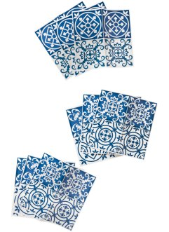 Wandstickers tegels (set van 12), bpc living bonprix collection