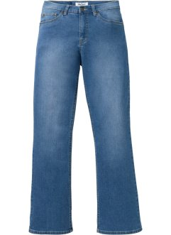 Slim fit soft stretch jeans, bootcut, John Baner JEANSWEAR
