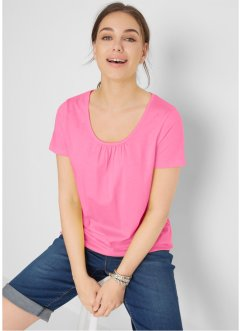Katoenen shirt, kort mouw, bpc bonprix collection