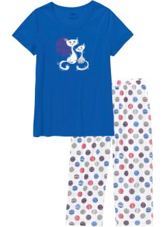Capri pyjama (2-dlg. set), bpc bonprix collection