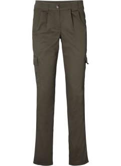 Stretch chino met opgestikte zakken, bpc bonprix collection
