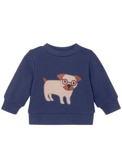 Baby sweater van biologisch katoen, bpc bonprix collection
