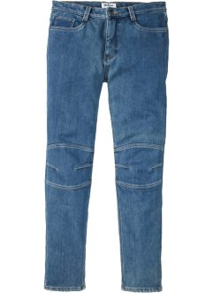Regular fit thermo stretch jeans, straight, John Baner JEANSWEAR