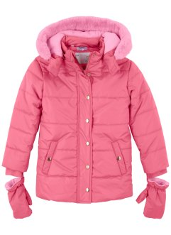 Winterjas met wanten, bpc bonprix collection