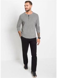 Henley shirt, lange mouw, bpc bonprix collection