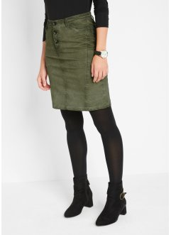 Rok in used look, bpc bonprix collection