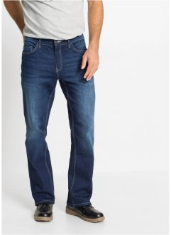 Regular fit stretch jeans bootcut, John Baner JEANSWEAR