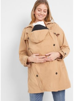 Zwangerschaps trenchcoat / draagjas, bpc bonprix collection