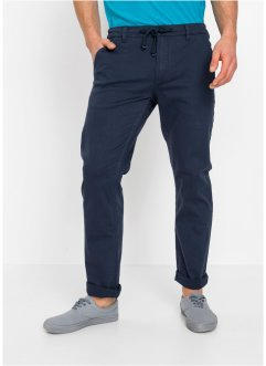 Regular fit chino van biologisch katoen, straight, bpc bonprix collection