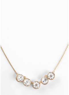 Ketting met Swarovski® kristallen, bpc bonprix collection