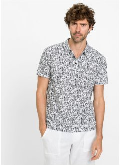 Poloshirt met bloemenprint, bpc selection
