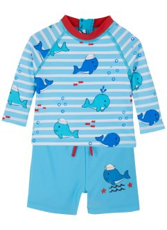 Baby zwemshirt en zwembroek (2-dlg. set), bpc bonprix collection