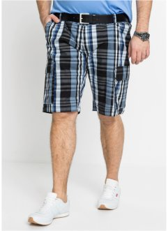 Cargo bermuda met comfort belly fit, regular fit, bpc bonprix collection
