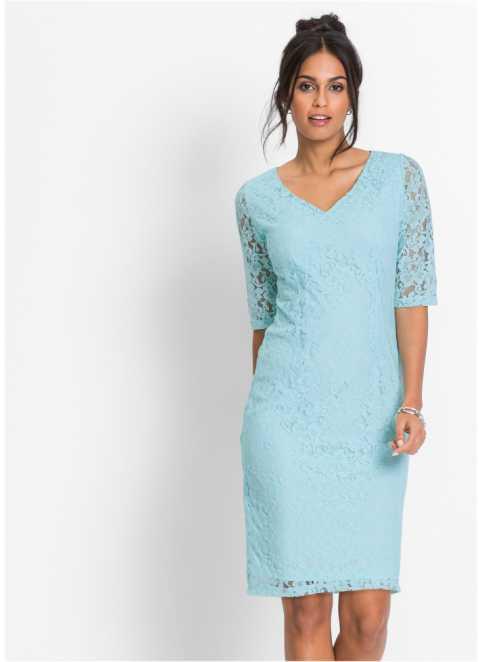 pastel blauw jurkje