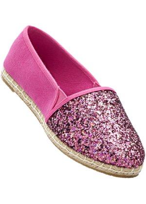 Femmes En Cuir Slip-on Des Chaussures En Rose - Bpc Sélection Yl38I