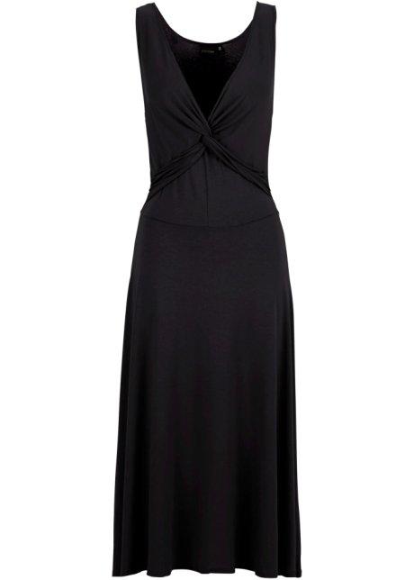 Zwarte jurk 46