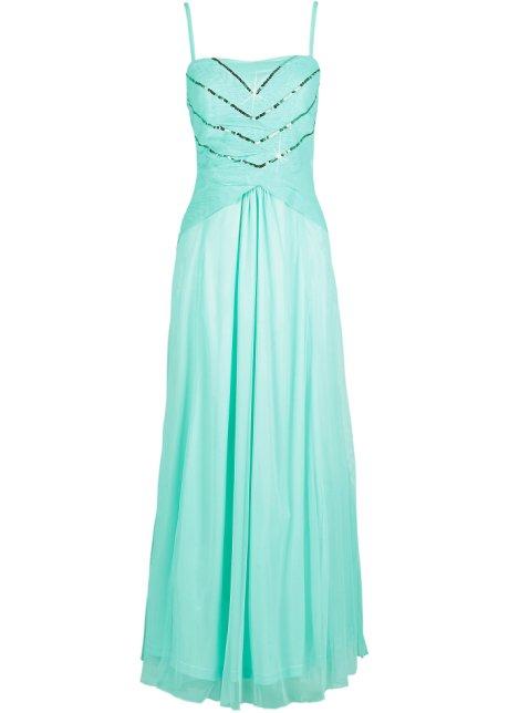 bonprix pailletten jurk