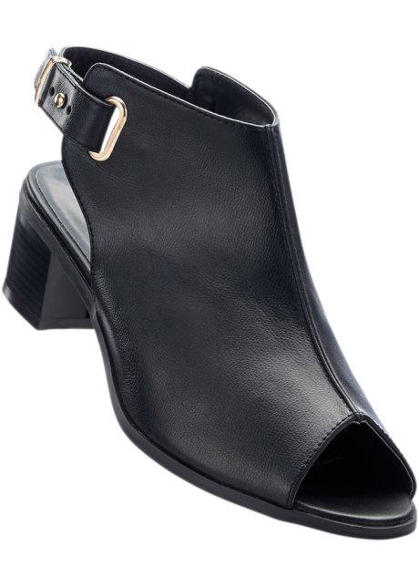 Collection Bpc Bonprix Chaussures Noires Taille 37 Avec Talon Bloc Pour Les Femmes 3u0WgC