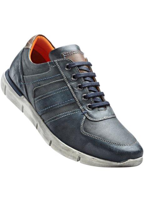 Chaussures À Lacets Hommes En Noir - Collection Bpc Bonprix YFToE