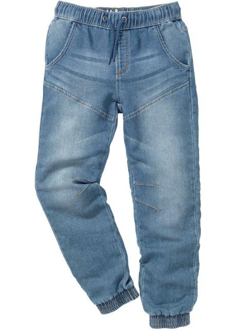 Joggingbroek Van Spijkerstof.Jogging Jeans Blue Stone Kinderen John Baner Jeanswear Bonprix Nl