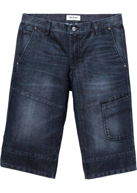 Jeansbermuda regular fit