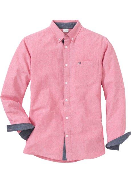 Roze Heren Overhemd.Overhemd Roze Heren Rainbow Bonprix Nl