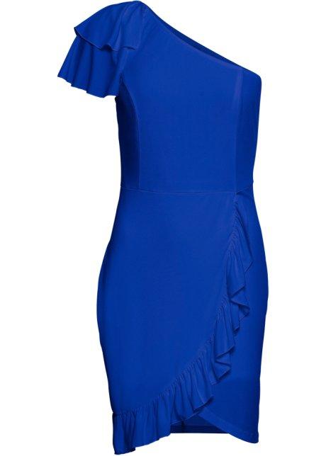 42fde15e6d58e8 Jurk blauw - Dames - BODYFLIRT boutique - bonprix.nl