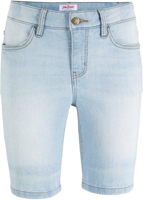 Comfort stretch jeans short