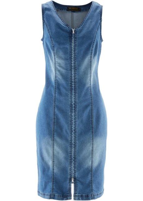 0f7ad8ce2309d4 Spijkerjurk blue stone - bpc selection bestel online - bonprix.nl
