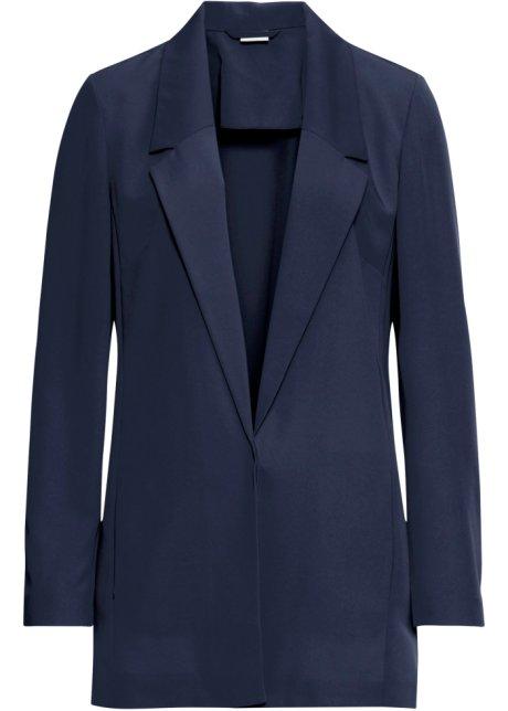 dunkelblauer blazer für damen