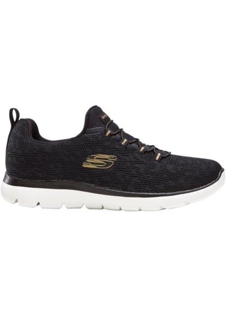 Sneakers van Skechers met memory foam