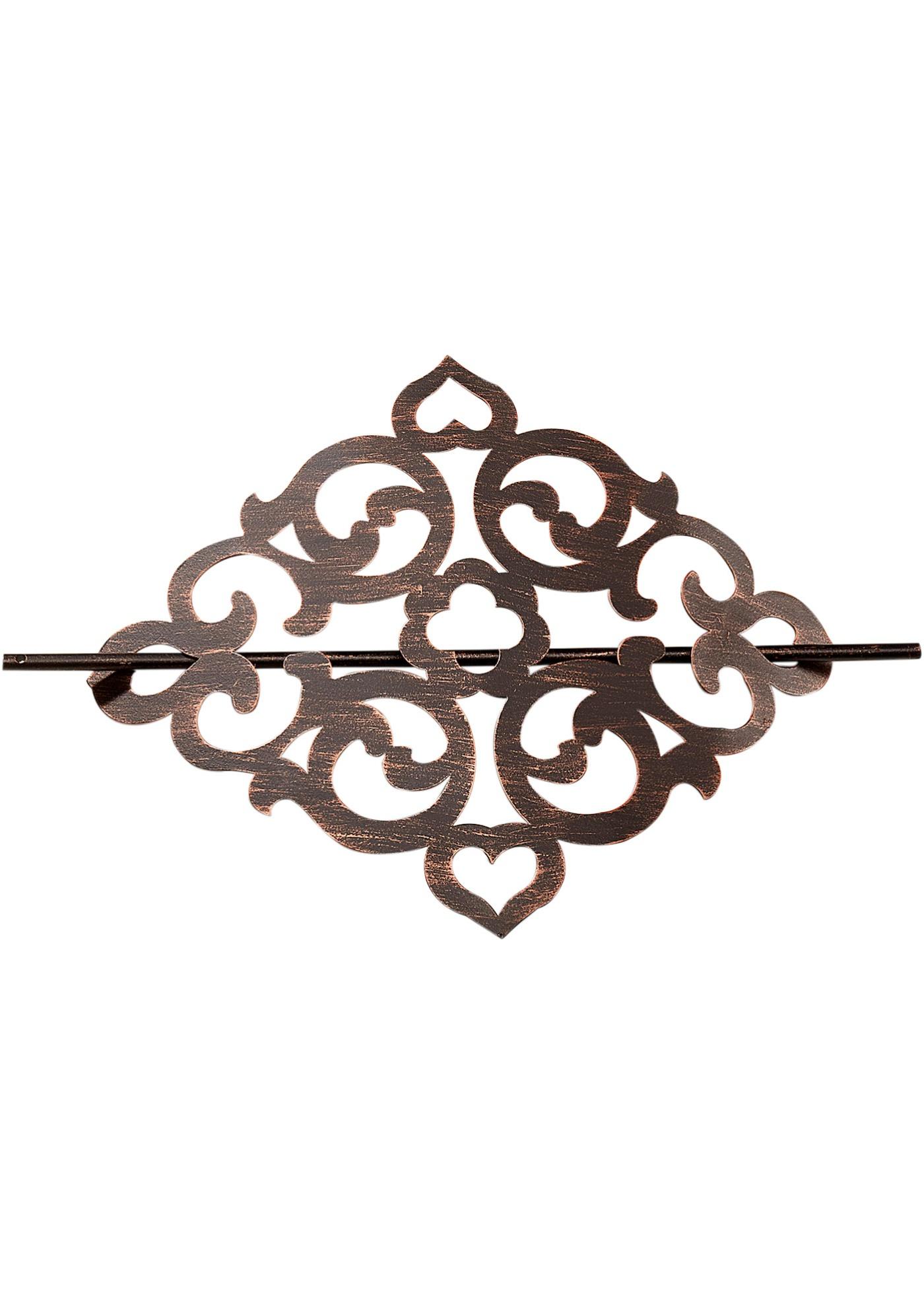 Embrasse in prachtig, oriëntaals design in een set van 2. houdt je gordijn mooi vast en zorgt voor elegante ...