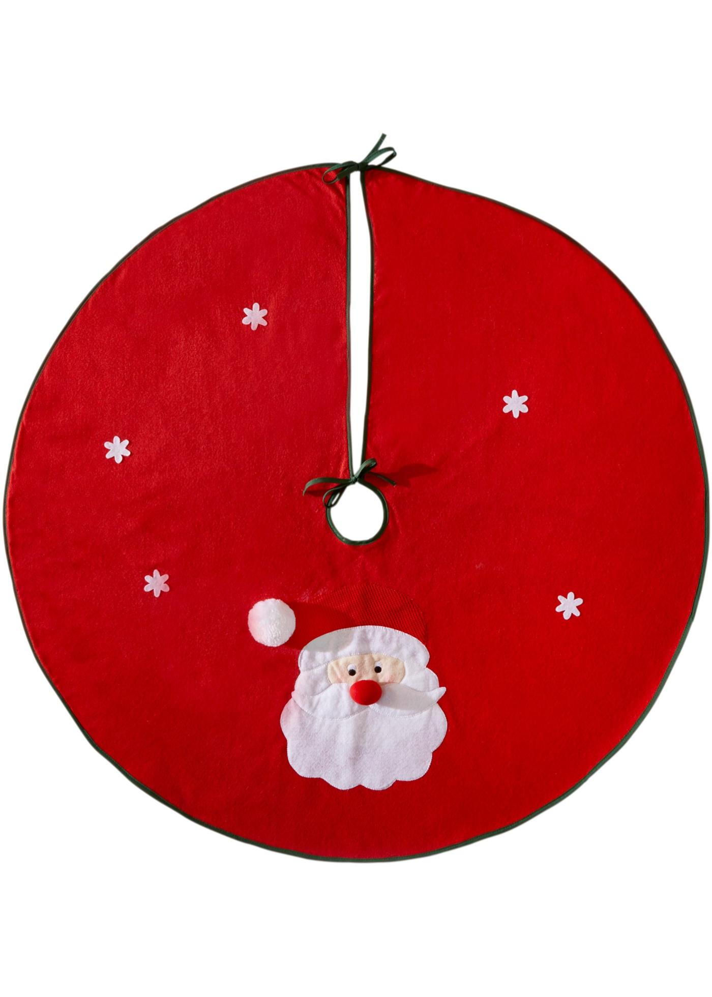 Kerstboomdeken Santa