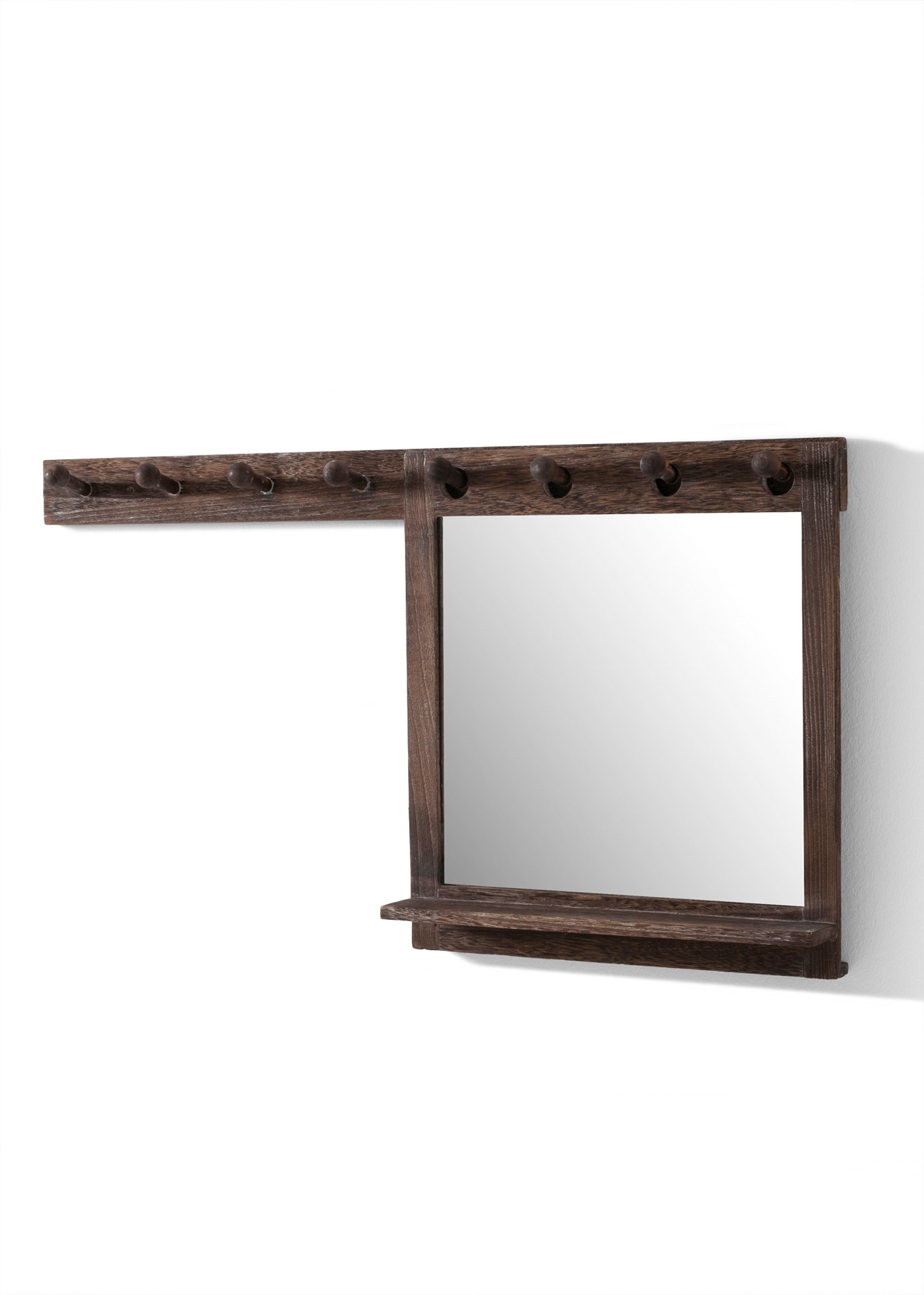 Idee kapstok spinder : Spiegel met kapstok kopen? : Online Internetwinkel