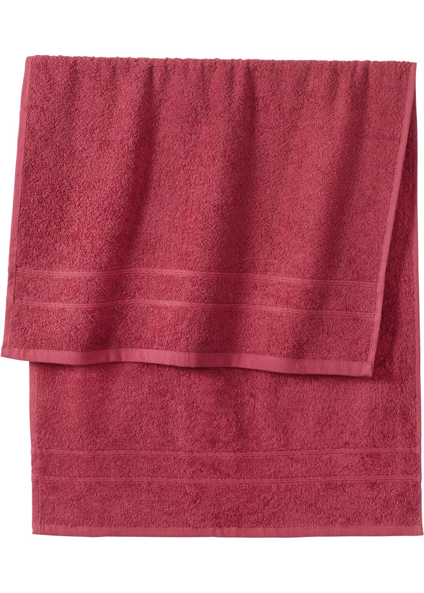 Handdoek New Effen Deluxe