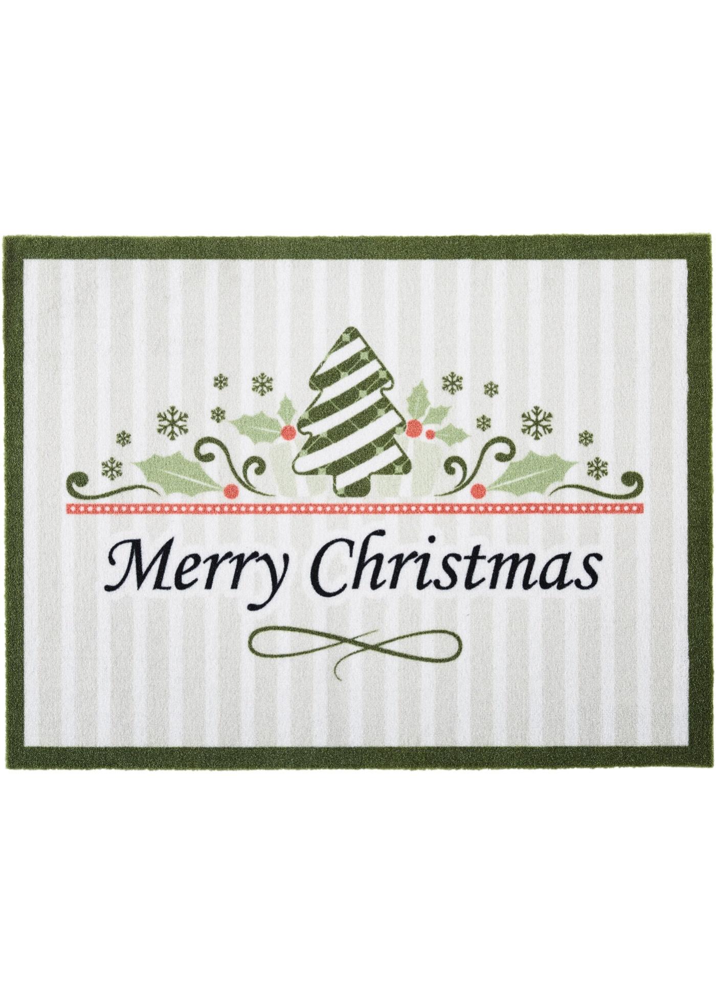 Deurmat Christmas