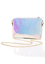 Clutch, Marcell von Berlin for bonprix, zilverkleur